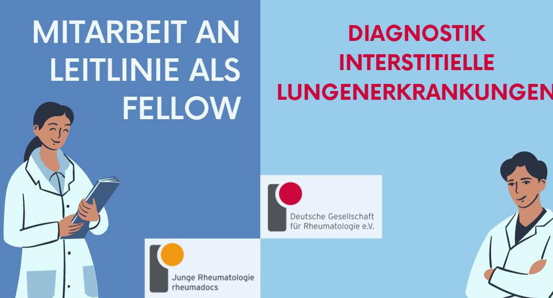 Fellow für die Leitlinie Diagnostik bei interstitiellen Lungenerkrankungen